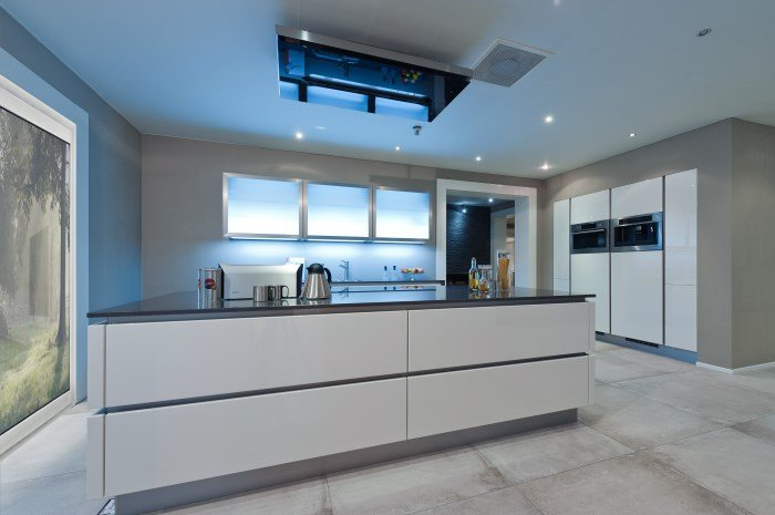 Home Design Keukens : Een landelijke keuken of strakke design keukens infraroodcabines
