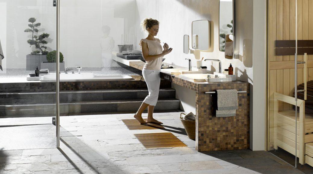 Minimalistisch toilet eigen huis en tuin