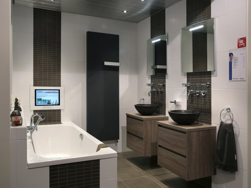 Van keuken tot badkamermeubel infraroodcabines - Sanitair opknappen ...